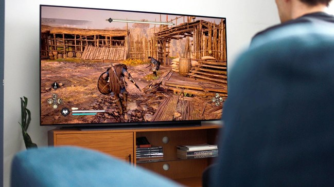 To get the best from the new video game Assassin's Creed Valhalla, a player needs a TV that can handle the game's high-end capabilities and showcase the exciting raids and breathtaking views that are vital to the Viking experience.