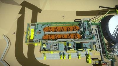 Figure 4. Flotation circuit graphics. (CNW Group/SSR Mining Inc.)
