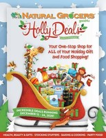Natural Grocers™ Transforms Holly Deals Into A One-Stop Holiday-Shopping Solution