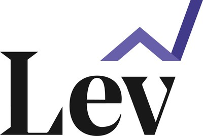 Lev Capital logo (PRNewsfoto/Lev Capital)