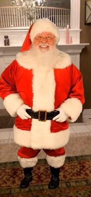 ImagineAR Virtual Santa Claus (CNW Group/ImagineAR)