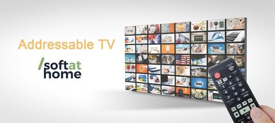 SoftAtHome - Addressable TV