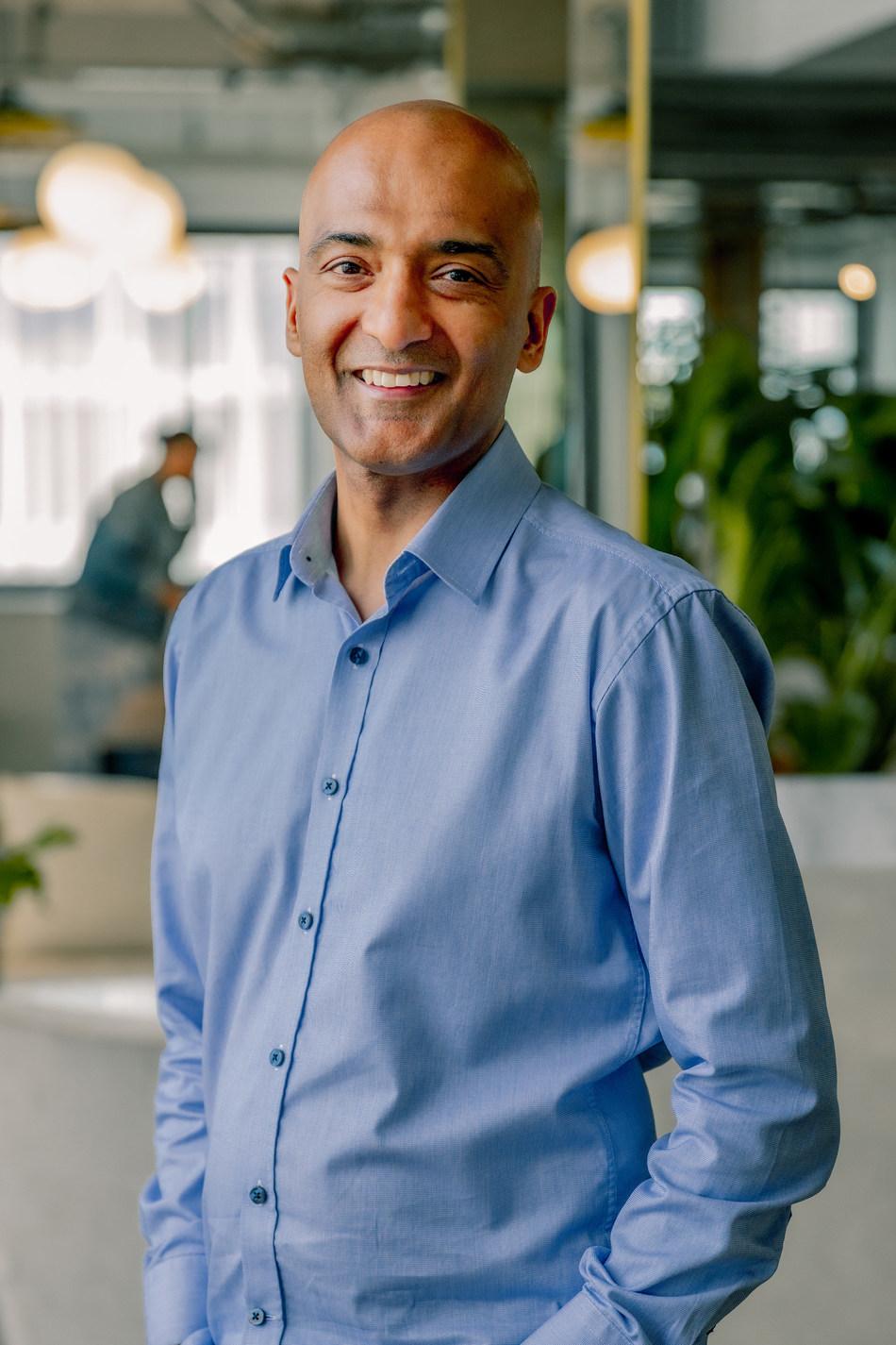 Krishna Panicker, VP of Product, Pipedrive