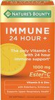 Nature's Bounty® Launches The Only Vitamin C With 24-Hour Immune Support