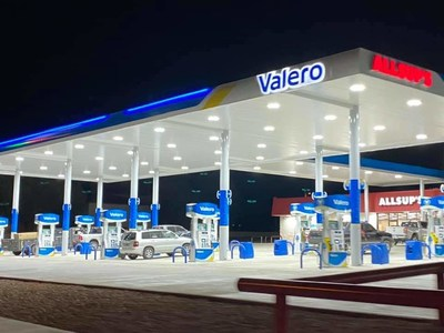 Yesway Celebrates The Grand Opening Of Its Second Allsup's Market Concept Store In Vaughn, NM