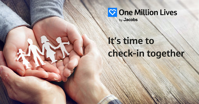 Jacobs Launches 'One Million Lives' Free Mental Health Check-In Tool