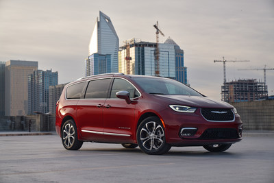Chrysler Pacifica and Ram 1500 are adding to their long-running streaks of Consumer Guide® Automotive Best Buy Awards, with Pacifica taking home honors in the Minivan category for the fifth consecutive year, while Ram 1500 extended its dominance in the Large Pickup segment with a 13th consecutive award.
