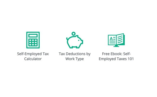 Taxes are a common area of confusion among freelancers, so we made all of our resources free and public to help freelancers. These include tax calculators, common tax deductions by work type, and much more.