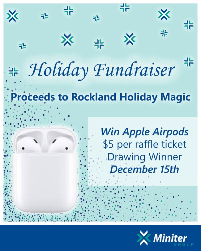 Miniter Group Holiday Fundraiser