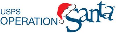 USPS Operation Santa official logo