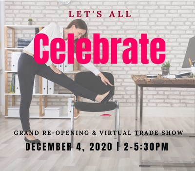 Virtual Grand Re-Opening Fitness Knocking Corporate Wellness Seminars and Group Fitness Classes
