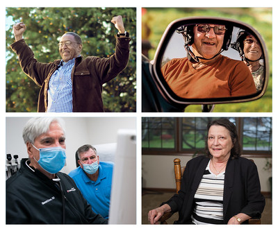 Olympus partners with the COPD Foundation to provide COPD/emphysema patients with educational content that communicates how endobronchial valves work and why they may be a treatment option for them.