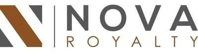 Nova Royalty Corp Logo (CNW Group/Nova Royalty Corp.)