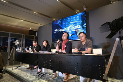 TAICCA and Golden Horse FPP Series Introduce Promising Proposals to International Investors (PRNewsfoto/Taiwan Creative Content Agency)