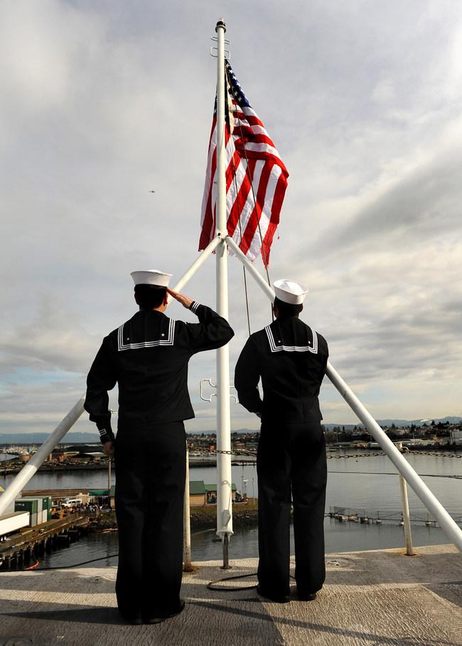 Mésothéliome vétéran de l'US Navy