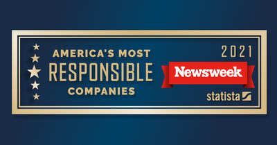 "LyondellBasell appears on Newsweek Magazine's list of ""America's Most Responsible Companies"" for the second time. The list recognizes companies for their performance in the areas of environmental, social and corporate governance."