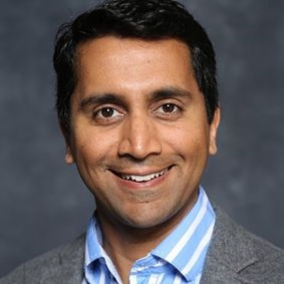 Srini Ramanathan, the Chair of the Partnerships Committee (© Asian University for Women Support Foundation)