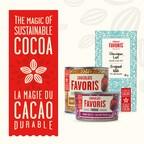 Chocolats Foundis选择可持续的可可,并致力于2023年销售认证的巧克力产品