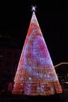 America's Tallest Digital Holiday Tree Returns to Denver for...