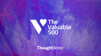 ThoughtWorks Announces Commitment To The Valuable 500