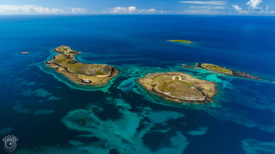 Islands of the Abrolhos Archipelago and Abrolhos National Marine Park. Source: Eco 360 at : https://marine-conservation.box.com/s/5hkepr2nzj94rmduvt2wupf1limlhfla