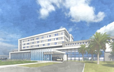 BayCare Health System breaks ground on new hospital designed to meet the growing health care needs of residents in Wesley Chapel, Florida.