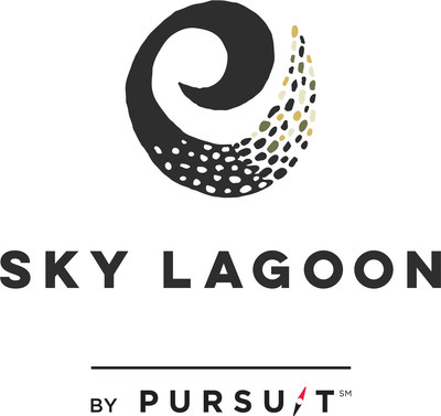 Logo Sky Lagoon by Pursuit (CNW Group/Pursuit)