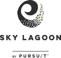 Logo Sky Lagoon by Pursuit (CNW Group/Pursuit)