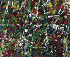 Collectors bid from home at Heffel auction, boosting market for Riopelle, Colville and Morrice
