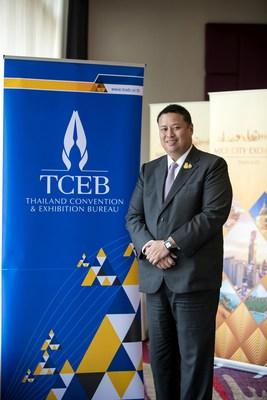 Mr. Chiruit Isarangkun Na Ayuthaya, TCEB President