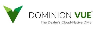 VUE logo (PRNewsfoto/Dominion DMS)