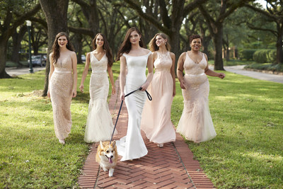 "For brides not wishing to break the bank, Avery Austin's ""Try-at-Home"" program offers luxe looks for less!"