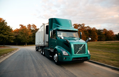 Volvo Trucks Introduces the Volvo VNR Electric Model in the U.S., Canada
