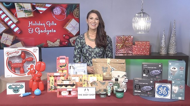 Anna De Souza shares her favorite gifts and gadgets for this giving season!