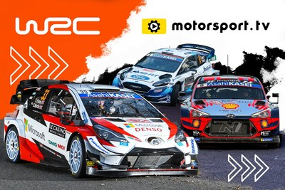New official channel to deliver rally highlights from its global championship