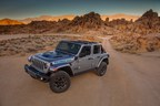 New 2021 Jeep® Wrangler 4xe Named Hybrid Technology Solution of the Year by AutoTech Breakthrough Awards Program