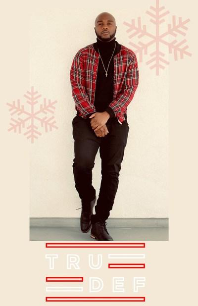 American rapper Tru Def fed over 1000 families on Nov.18th, 2020