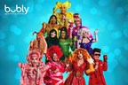 bubly™ Partners With SAGE And New York City Drag Talent To Slay The Holidays - Bringing Holiday Cheer As Well As Critical Resources To New York City's LGBTQ+ Community