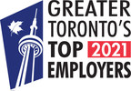 In a year when the city was tested, its best employers stepped up to look after employees and support the community: 'Greater Toronto's Top Employers' for 2021 are announced