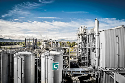 Gunvor Biodiesel Berantevilla (Spain) acquired in 2019