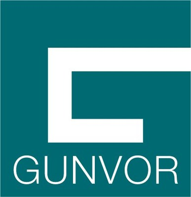 Gunvor Group logo (PRNewsfoto/Gunvor Group)