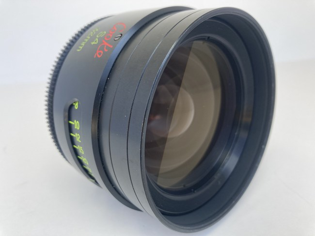 The auction's selection of lenses includes multiple units from Cooke and other prominent manufacturers.