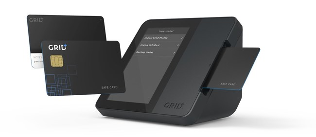 The GridPlus Lattice1 Wireless Hardware Wallet