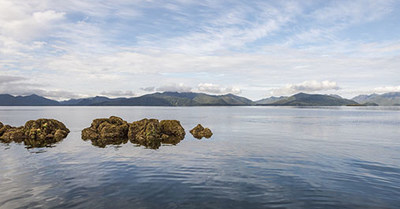 British Columbia waterfront landscape (CNW Group/Environment and Climate Change Canada)