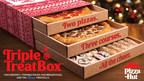 Sleigh The Holiday Season With The Family-Favorite Triple Treat Box® From Pizza Hut