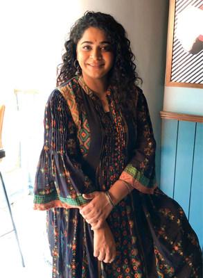 Ashwiny Iyer Tiwari is a well-known filmmaker and writer (PRNewsfoto/Educate Girls)