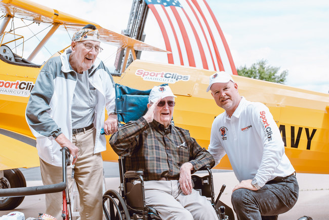 Dream Flights is on a mission to locate as many WWII veterans as possible to honor them with free Dream Flights in restored WWII-era biplanes. During the largest barnstorming event in history, pilots will travel coast to coast to fly veterans 1,000 feet in the air in open-cockpit biplanes. This may be the last chance to honor WWII veteran heroes. Dream Flight requests for WWII veterans are accepted at www.dreamflights.org/honor. The tour begins on Aug. 1 and runs through Sept. 30, 2021.