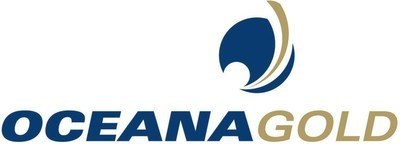 OceanaGold Corporation Logo (CNW Group/OceanaGold Corporation)