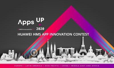 Huawei anuncia vencedores do concurso global de aplicativos Apps Up 2020 (PRNewsfoto/Huawei)
