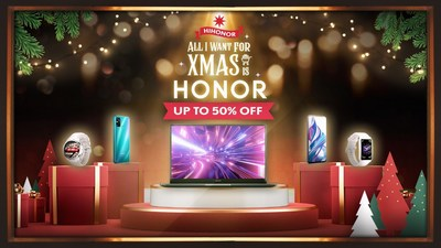HONOR Christmas Gift at HIHONOR Store